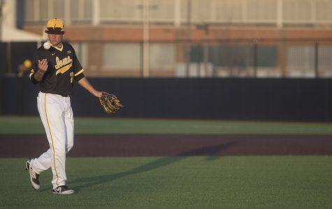 Tougher Evansville team awaits Iowa baseball