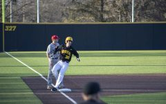 Connor McCaffery going all-in on Hawkeye baseball