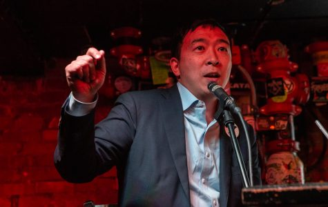 Opinion: 20 Out of 20: Andrew Yang needs to be more than a meme to win