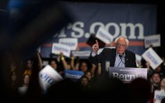 Bernie Sanders returns 'political revolution' to Iowa City