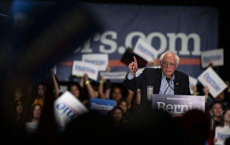 Bernie Sanders returns 'political revolution' to Iowa City
