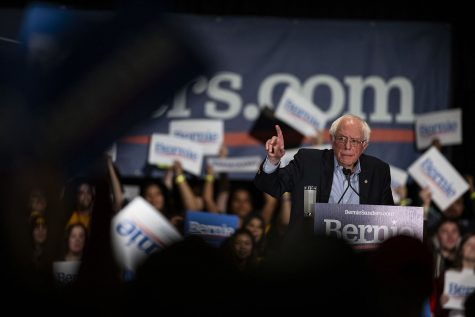 Bernie Sanders to make Iowa City stop March 8