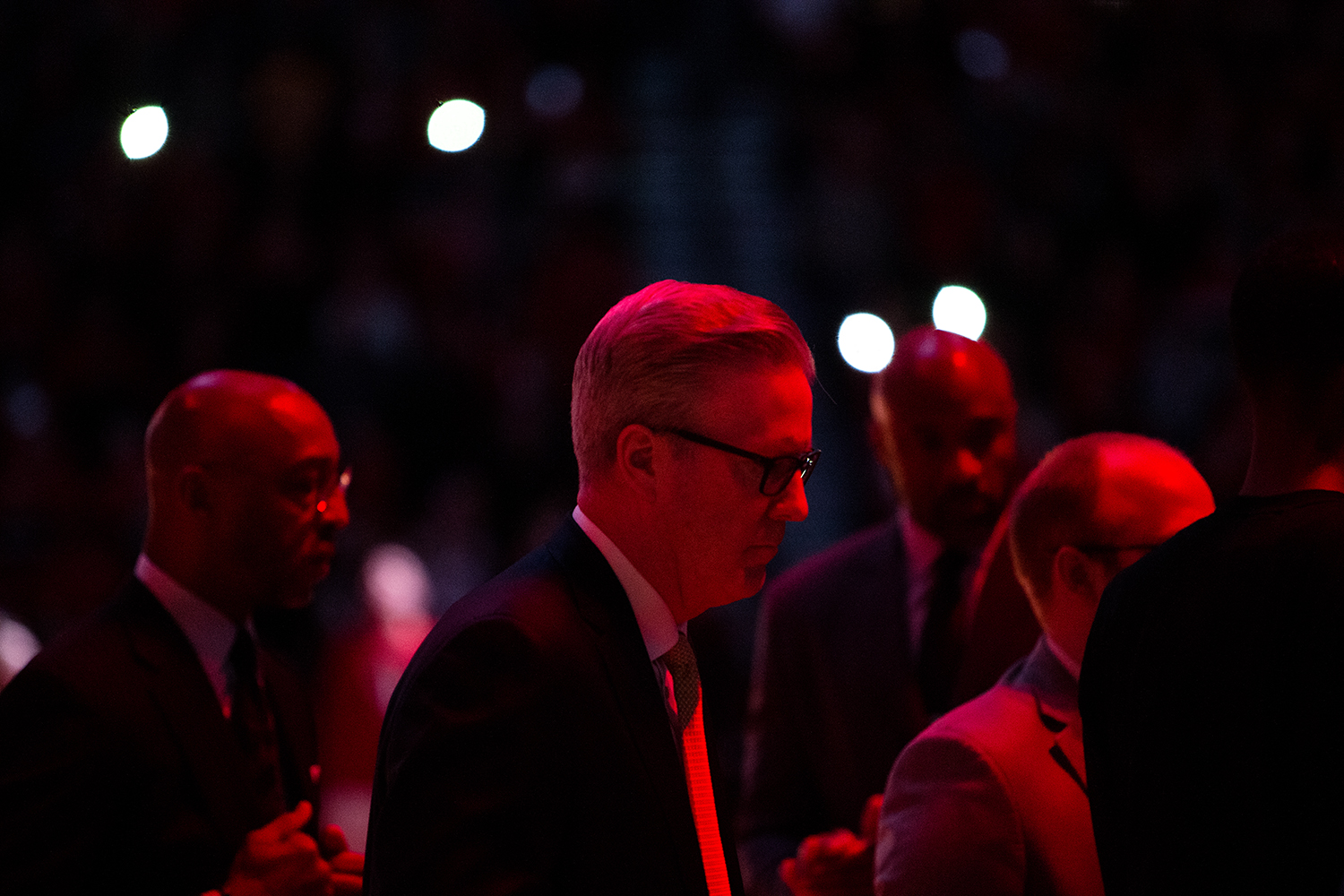 Iowa Head Coach Fran McCaffery during a mens basketball game between the Iowa Hawkeyes and the Nebraska Huskers at Pinnacle Bank Arena on Sunday, March 10, 2019. The Hawkeyes fell in overtime to the Huskers, 93-91.
