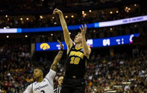 "Joe Wieskamp displays ""supreme confidence"" in first NCAA Tournament appearance"