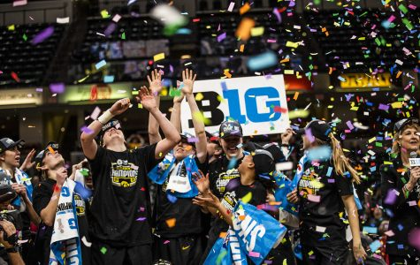 Photos: Women's Basketball Big Ten Championship (3/10/19)