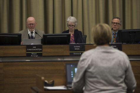 Ann Freerks and Bruce Teague face off for vacant City Council position