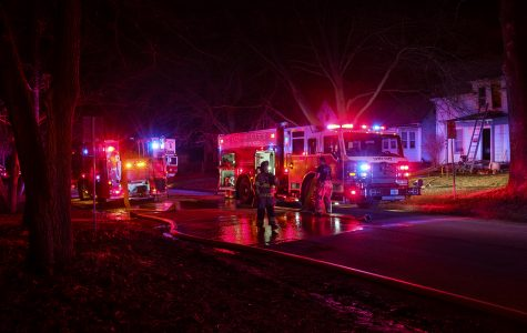 Fire causes estimated $20,000 in damage to Iowa City residence