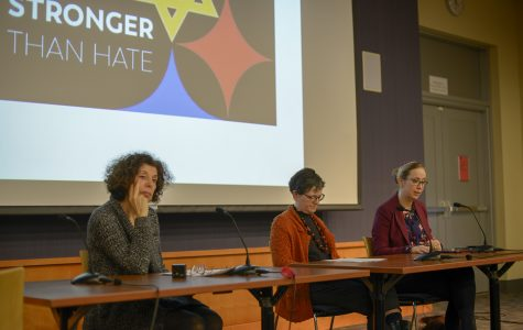 'Stronger than Hate' panel sheds light on overcoming anti-Semitism