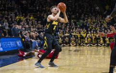 Hawkeyes seek revenge against Badgers