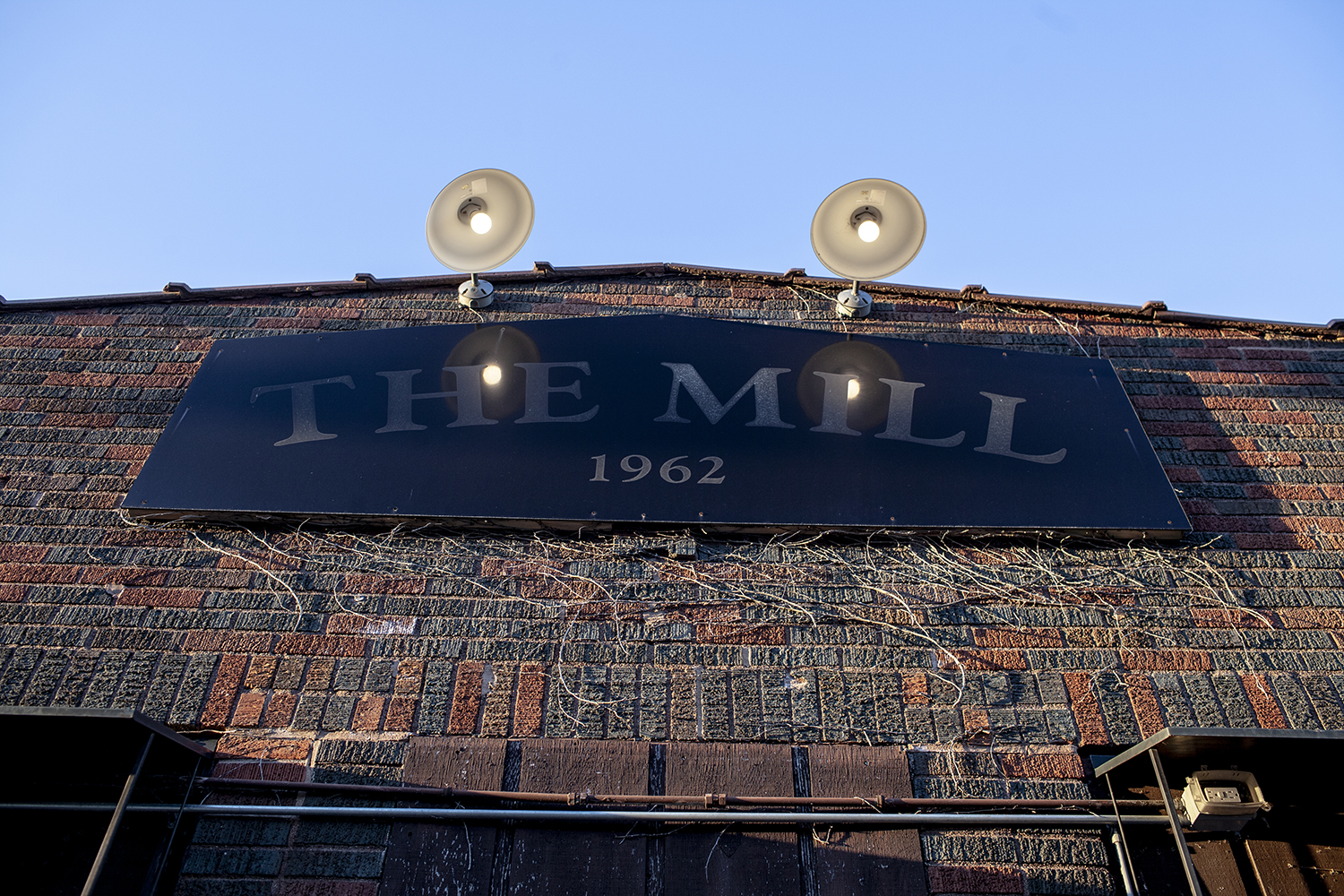 The Mill is seen on Monday, March 11th, 2019