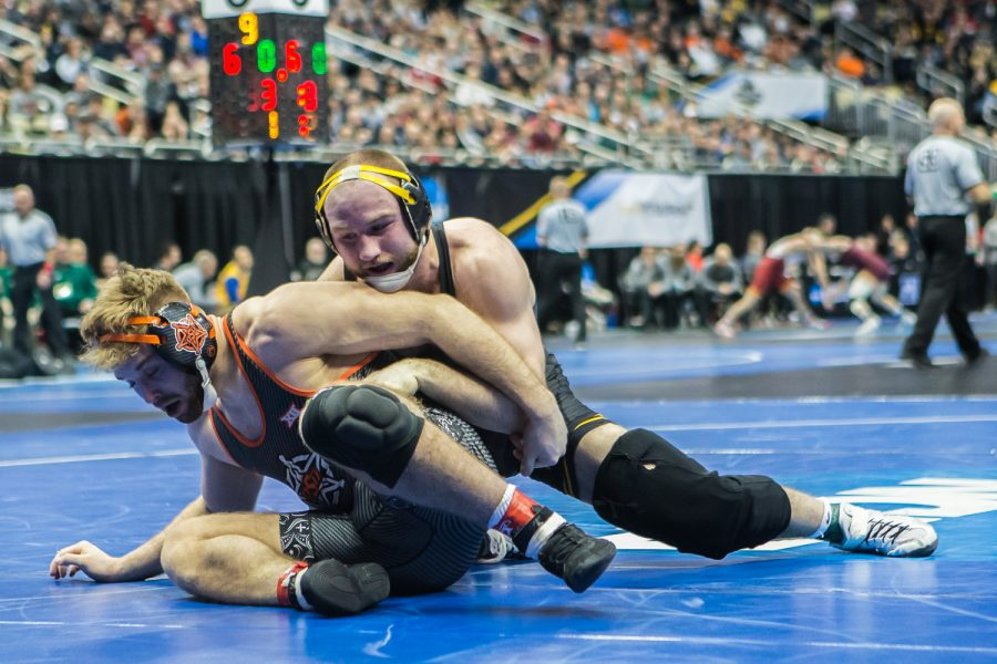 Photos: 2019 NCAA D1 Wrestling Championships Session 1 (3/21/2019)