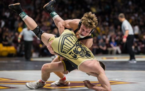 Photos: 2019 Big Ten Wrestling Championships Session 1 (3/9/2019)