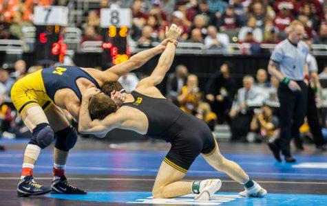 Iowa wrestling set for explosive season opener