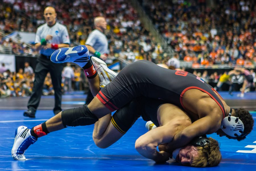 Photos: 2019 NCAA D1 Wrestling Championships Session 4 (3/22/2019)
