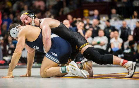Numbers suggest mixed reviews for Iowa wrestling at Big Tens