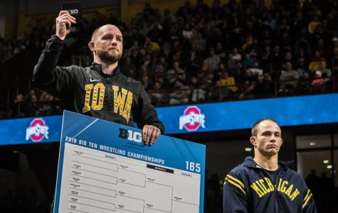 Marinelli uses knowledge from past matches in Big Ten title run
