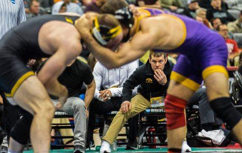 Iowa wrestling set for championship run