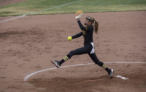 Iowa softball falls to Iowa State despite stellar pitching
