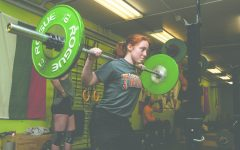 Iowa City Olympic Weightlifting Club brings strength to the city