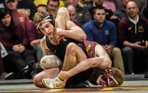 Hawkeye wrestling finds areas to improve on for NCAAs
