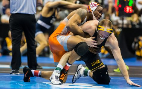 What happened, what's next: NCAA Wrestling Championships Session 3