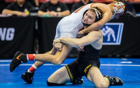 Spencer Lee, from heartbreak to the NCAA Finals