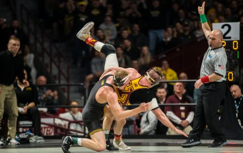 Photos: 2019 Big Ten Wrestling Championships Session 3 (3/10/2019)