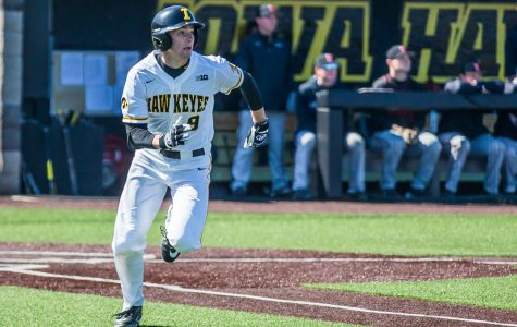 Photos: Iowa baseball vs. Cal-State Northridge (3/16/2019)
