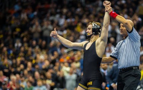 Spencer Lee faced adversity, renewed confidence in NCAA title run