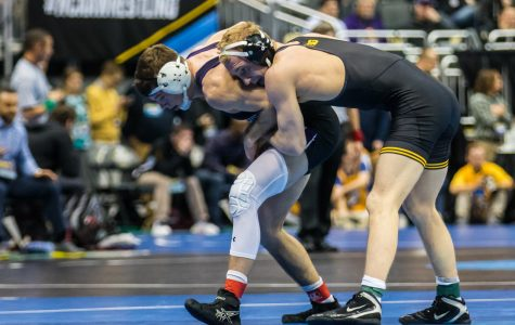 Scoring points key for Iowa wrestling's first 2019 All-Americans