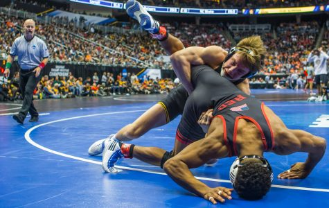 What happened, what's next: NCAA Wrestling Championships Session 4