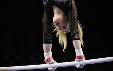Photos: Iowa women's gymnastics vs. Iowa State (3/1/2019)