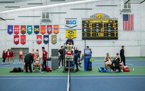 Hawkeye tennis seeks to make strong push in Big Ten