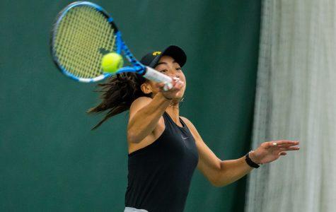 Iowa women's tennis turns season around with big wins