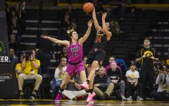 Stewart continues to do the little things for Hawkeye women