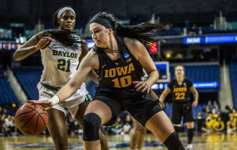 Photos: Iowa vs. Baylor Elite 8 game in the NCAA Tournament (4/1/19)