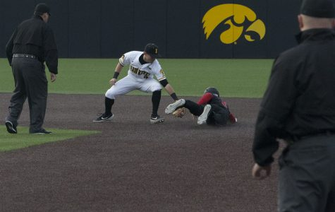 Photos: Iowa baseball vs. Rutgers (4/5/2019)