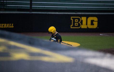 Photos: Iowa Baseball v. Illinois State (4/3/19)