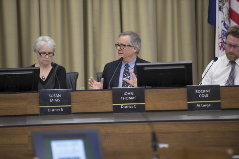 City Council approves first consideration of rental-permit moratorium
