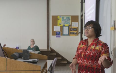 UI Trans Alliance focuses on activism and education in Trans Week of Action