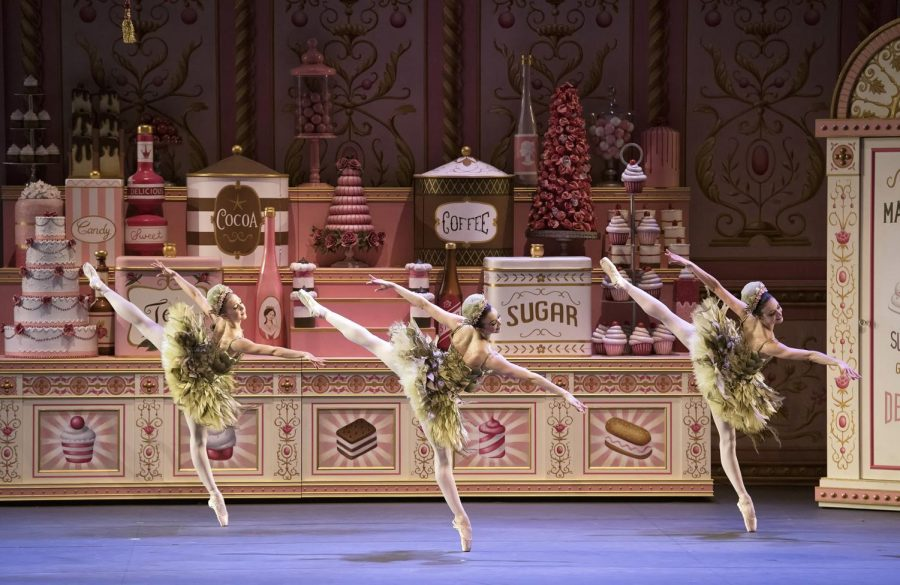 Whipped Cream swirls into Hancher with classical ballet made for adults and children