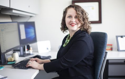 New Honors assistant director embraces Iowa City