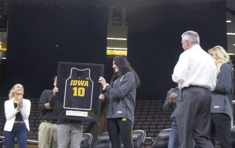 Iowa to retire Gustafson's number
