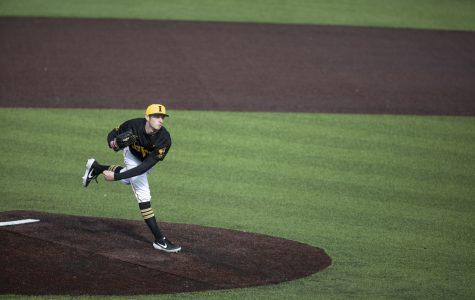 Breaking down Iowa baseball's midweek pitching ahead of Bradley