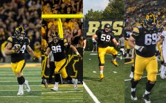 Iowa's undrafted free agents look to stick around NFL