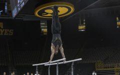 Iowa gymnasts prepare for Big Tens, NCAAs