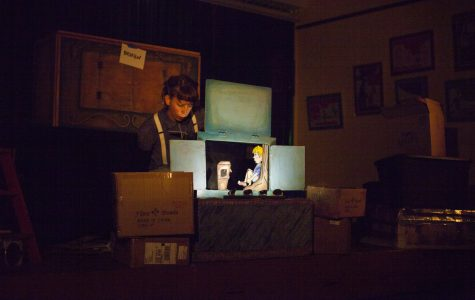 Pulling the strings: puppetry in Iowa