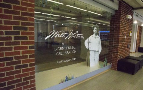 Baseball, free verse, and the 'inventor' of gay identity: Whitman at 200