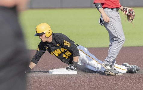 Photos: Iowa baseball vs. Rutgers (4/6/2019)