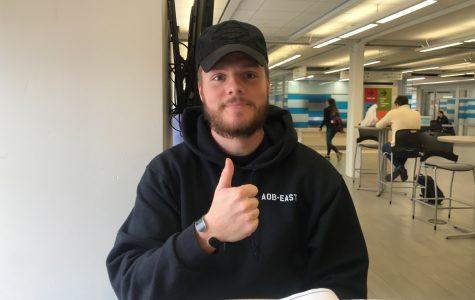 Brayden Knudsen, Freshman